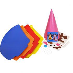 Mainan Edukasi Prakarya Anak Topi Rusa