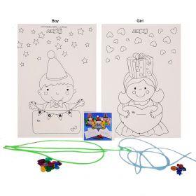 Mainan Edukasi Prakarya Kartu Ulang Tahun