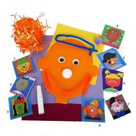 Mainan Edukasi Prakarya Art and Craft Gambar Muka