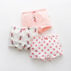BOXER ANAK PEREMPUAN / GIRL BOXER (3 PCS/SET) - FAIRY HEART