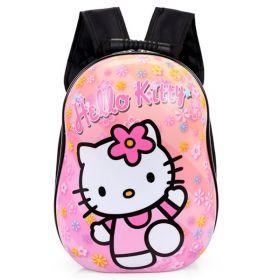 Hard Shell Back Pack - Hello Kitty Flower