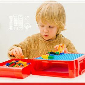 KOTAK PENYIMPANAN LEGO TAS LEGO