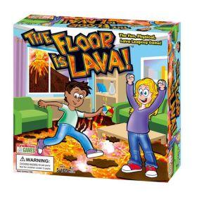 Permainan Anak Floor is Lava Game
